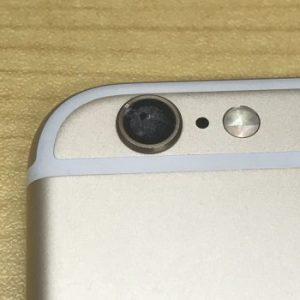 iPhone6s カメラ背面レンズ