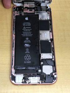 iPhone6s 水没