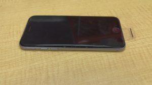 iPhone バッテリー不良