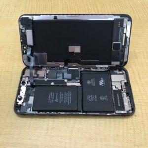 iPhoneX 起動不良