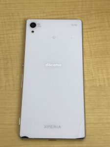 Xperia ガラス割れ