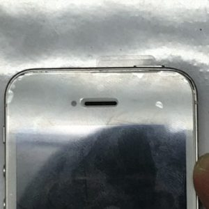 iPhone5s フレーム修正後