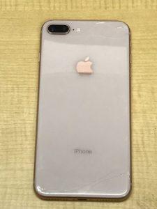 iPhone8 Plus 背面ガラス