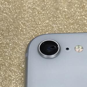 iPhone8 カメラ割れ