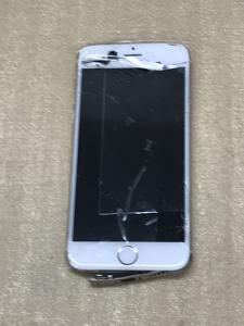 スマホ フレーム破損 iPhone6
