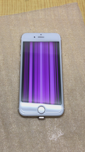 iPhone6s repair 液晶不良
