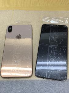 iPhone Repair 液晶画面 背面ガラス交換