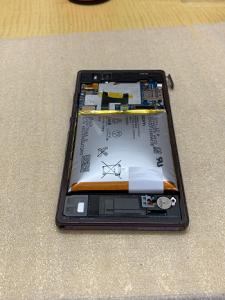 Xperia Repair バッテリー不良