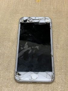 iPhone Repair 液晶不良