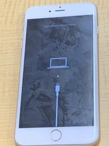 iPhone Repair システムトラブル