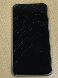 Android Repair ガラス割れ修理