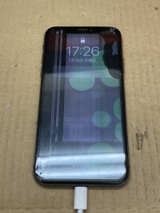 iPhone Repair 液晶不良