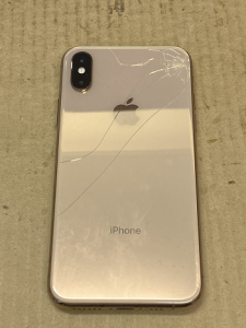 iPhone Repair 背面ガラス割れ