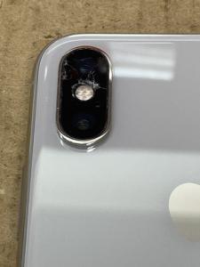 iPhone Repair カメラレンズ修理