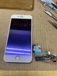 iPhone Repair 充電不良