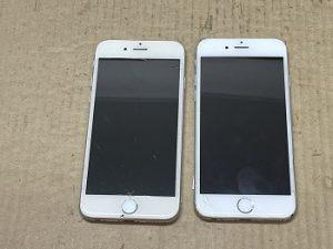 iPhone Repair ガラス割れ修理